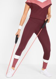 Leggings sportivi livello 2, bpc bonprix collection