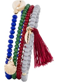 Set di bracciali (set 4 pezzi), bpc bonprix collection