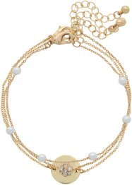 Set di bracciali (set 3 pezzi), bpc bonprix collection