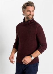 Maglione con collo a scialle, bpc selection