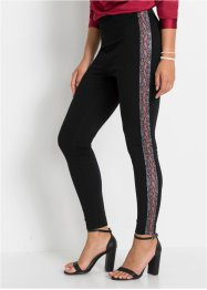 Leggings con bande fantasia, BODYFLIRT