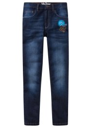Jeans slim fit con stampa, John Baner JEANSWEAR