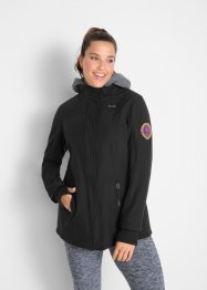 Giacca lunga in softshell 2 in 1, bpc bonprix collection