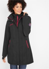 Giacca in softshell elasticizzato, bpc bonprix collection