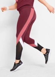 Leggings sportivi lunghi livello 2, bpc bonprix collection