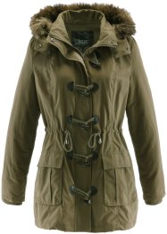 Parka con alamari, bpc bonprix collection
