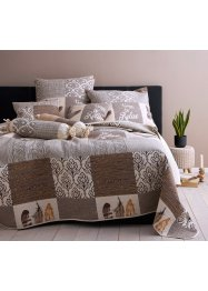 Copriletto in fantasia patchwork, bpc living bonprix collection