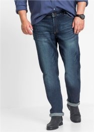 Jeans powerstretch  taglio comfort slim fit straight, bpc bonprix collection