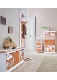 Scarpiera con stampe, bpc living bonprix collection