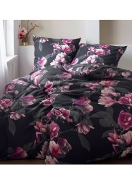 Biancheria da letto con magnolie, bpc living bonprix collection