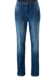 Jeans comfort con impunture modellanti, bpc bonprix collection