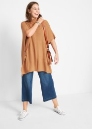 Poncho a collo alto, bpc bonprix collection