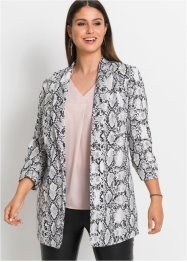 Blazer in satin fantasia, BODYFLIRT
