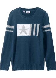 Maglione con stella, bpc bonprix collection