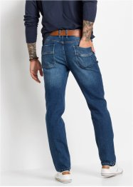 Jeans powerstretch classic fit tapered, John Baner JEANSWEAR