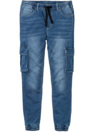 Jeans termici superstretch slim fit straight, RAINBOW