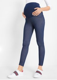 Leggings termici prémaman effetto jeans, bpc bonprix collection
