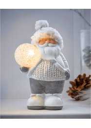 Babbo Natale con sfera al LED, bpc living bonprix collection