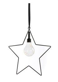 "Decorazione sospesa con LED ""Stella"", bpc living bonprix collection"