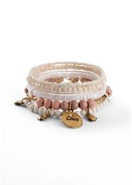 Bracciali (set 6 pezzi), bpc bonprix collection