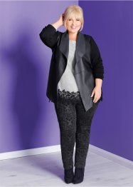 Pantalone Punto di Roma in fantasia Maite Kelly, bpc bonprix collection