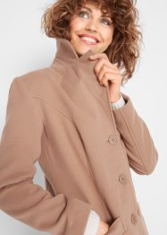 Cappotto lungo in simil lana, bpc bonprix collection
