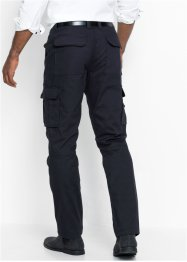 Pantaloni cargo termici con Teflon loose fit straight, bpc selection