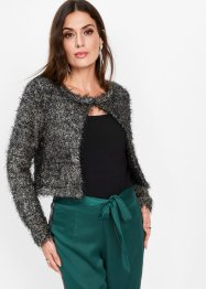 Cardigan in lurex, bpc selection premium