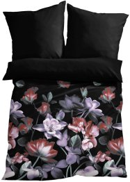 Biancheria da letto double face a fiori, bpc living bonprix collection