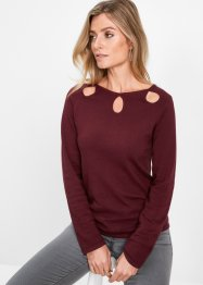 Maglione con cut-out, bpc selection