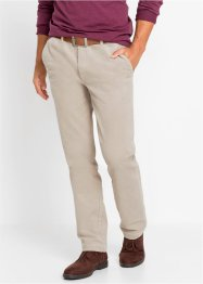 Pantaloni chino in velluto, bpc selection