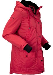 Parka outdoor con ecopelliccia, bpc bonprix collection