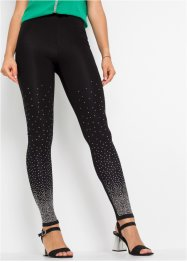 Leggings con strass, BODYFLIRT