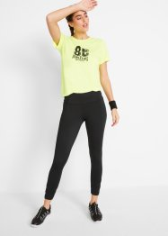 Leggings cropped modellanti livello 2, bpc bonprix collection