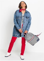 Giacca di jeans oversize, RAINBOW