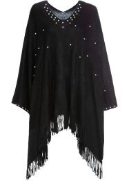 Poncho con perle, bpc bonprix collection