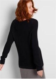Maglione a coste, bpc bonprix collection