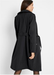 Giacca in softshell stile trench, bpc bonprix collection