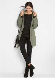 Parka stile utility, bpc bonprix collection