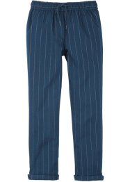 Pantaloni in flanella gessata, bpc bonprix collection