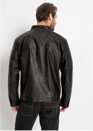 Giacca in similpelle, John Baner JEANSWEAR