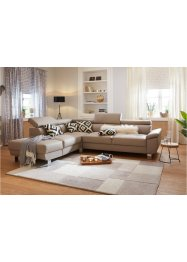 Copriletto con rombi, bpc living bonprix collection