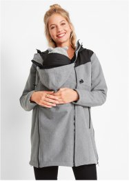 Giacca prémaman in softshell con porta-bimbo, bpc bonprix collection