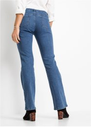 Jeans multicolor bootcut, RAINBOW