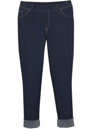 Leggings effetto jeans, bpc bonprix collection