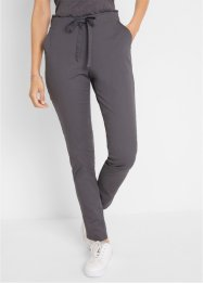Pantaloni con cinta elastica, bpc bonprix collection