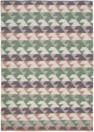 Tappeto kilim con fantasia geometrica, bpc living bonprix collection