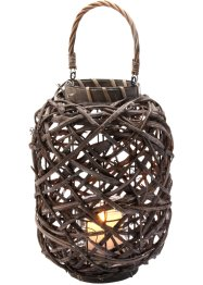 Lanterna in rattan, bpc living bonprix collection