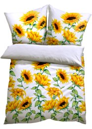 Biancheria da letto con girasoli, bpc living bonprix collection