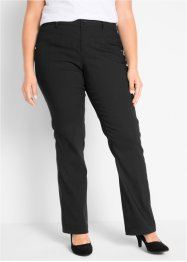 Pantaloni effetto snellente bootcut, bpc bonprix collection